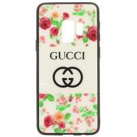 Чехол для Sаmsung Galaxy S9 Gucci (3179)