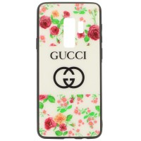 Чехол для Samsung Galaxy S9 Plus Gucci Flowers (3174_4)