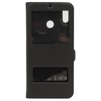 Чехол-книжка Momax для Huawei Honor 8X Чёрный (3829)