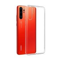 Чехол силиконовый для Huawei P30 Pro Прозрачный (4425)