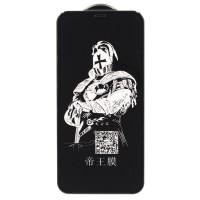 Защитное стекло 5D King Fire для Apple iPhone Xs Max / 11 Pro Max Black (5532)
